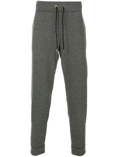 спортивные брюки классического кроя Moncler