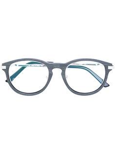 круглые очки Cartier