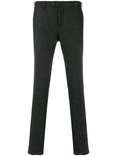 классические твидовые брюки Pt01