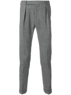 зауженные брюки Paul Smith