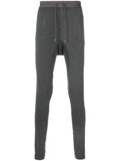 спортивные брюки кроя слим Undercover