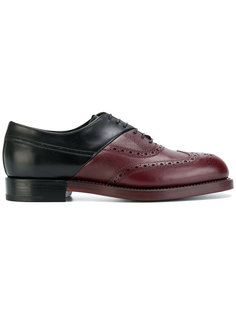 panelled brogues Pierre Hardy