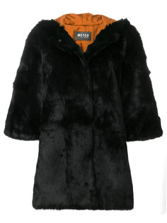 fur coat Meteo By Yves Salomon