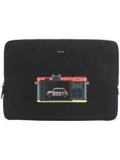 сумка для ноутбука с принтом Leica Mini Paul Smith