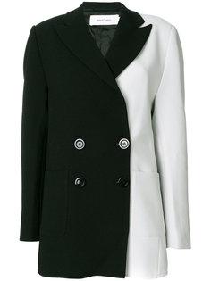 двубортное пальто  Marquesalmeida