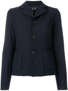 однобортный пиджак  Comme Des Garçons Girl