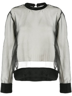 tulle layer jumper Comme Des Garçons Noir Kei Ninomiya
