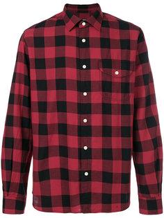 рубашка на пуговицах Woolrich