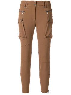 брюки с карманами по бокам Plein Sud