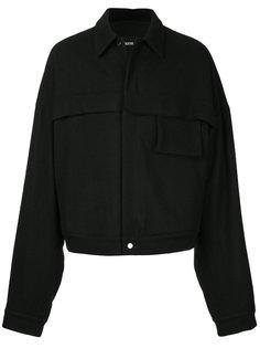 легкая куртка мешковатого кроя Berthold