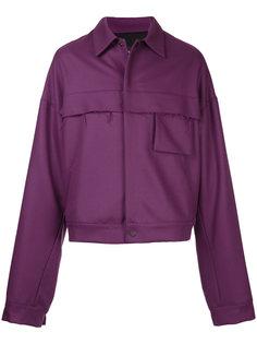 легкая куртка свободного кроя  Berthold