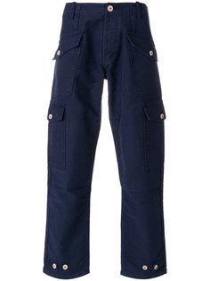 брюки карго Bleu De Paname