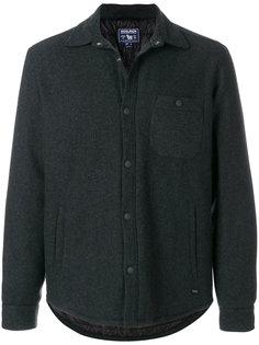 куртка с косым воротником Woolrich