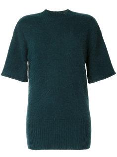 свитер с короткими рукавами  Christopher Esber