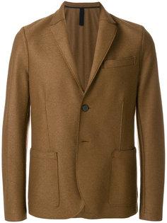пиджак с застежкой на две пуговицы Harris Wharf London