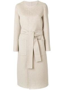 А-образное пальто с длинными рукавами  Tagliatore