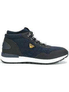 походные кроссовки Armani Jeans