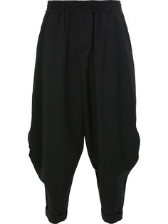 спортивные брюки свободного кроя Comme Des Garçons Homme Plus