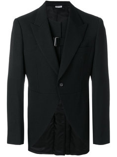 пиджак с неравномерным подолом Comme Des Garçons Homme Plus