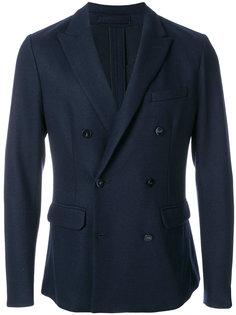 двубортный пиджак Paolo Pecora