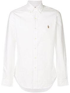 рубашка кроя слим Polo Ralph Lauren