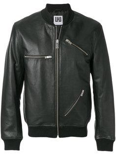 куртка с отделкой молниями Les Hommes Urban