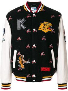 университетская куртка The Memento Collection Kenzo