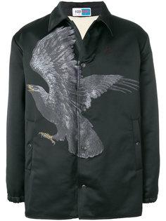 куртка с принтом орла Kenzo