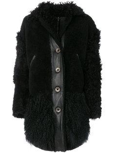 пальто на пуговицах Kenzo