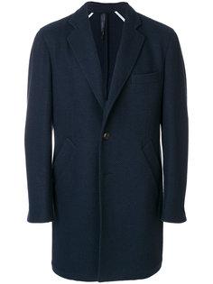 однобортное пальто Tombolini