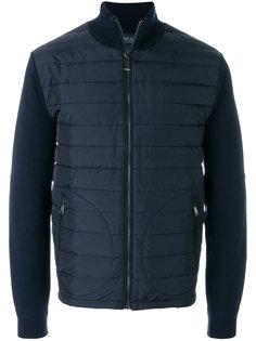 панельная куртка на молнии Polo Ralph Lauren