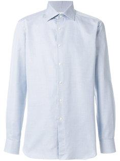 рубашка с мелким принтом Xacus