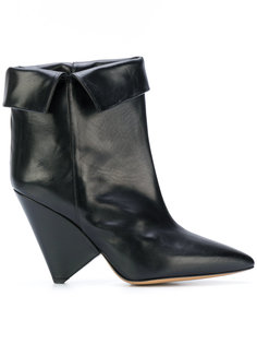 ботинки по щиколотку Luliana Isabel Marant
