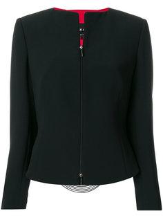 пиджак с бахромой  Giorgio Armani