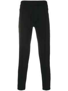 полосатые спортивные брюки Neil Barrett