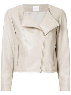 байкерская куртка без воротника Cityshop