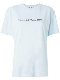 футболка You Dunno Me Cityshop