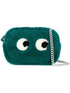 сумка через плечо Mini Eyes Anya Hindmarch