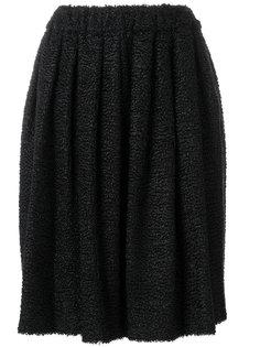 плиссированная юбка миди  Comme Des Garçons Girl
