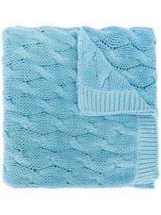 трикотажный шарф Cruciani