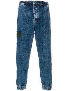 джинсы прямого кроя Kenzo