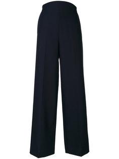 строгие брюки-палаццо  Valentino