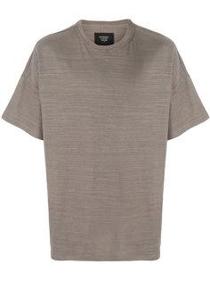классическая футболка  Represent