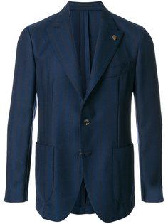 классический приталенный пиджак Gabriele Pasini