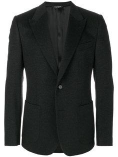 однобортный пиджак Dolce & Gabbana