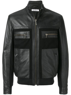куртка с панельным дизайном Dirk Bikkembergs
