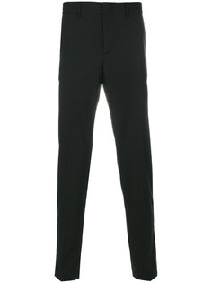 брюки в полоску MSGM