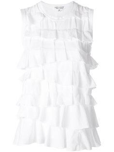 short sleeved layered T-shirt Comme Des Garçons