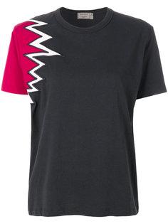 футболка spike Maison Kitsuné