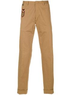 брюки в стиле милитари  Pt01